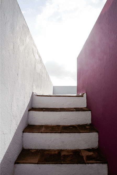 34 Treppe zur Dachterrasse
